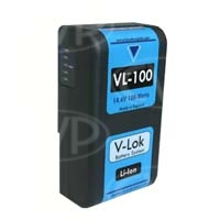 Hawk-Woods VL-100 (VL100) V-Lok Li-Ion Camera Battery 100Wh (14.4V)