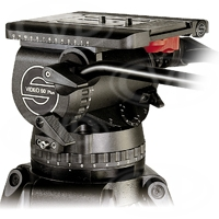 Sachtler 6000 Video 60 Plus EFP Tripod Head with variable fluid damping and Touch and Go Plate 35