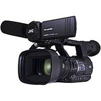 JVC GY-HM660E (GYHM660E) HD/SD Handheld Camcorder with a 1/3 inch CMOS Sensor and 23x Zoom Lens
