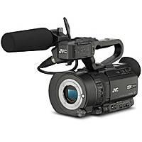 JVC GY-LS300E (GYLS300E) 13.6MP Compact 4K/HD Super 35mm CMOS Sensor Camcorder