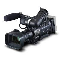 JVC GY-HM850 (GYHM850) Full HD Shoulder Mount Camcorder with 3x 1/3inch CMOS Sensors and Interchangeable Fujinon Lens