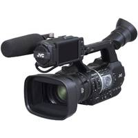 JVC GY-HM620E (GYHM620E) Handheld ProHD Camcorder with a 1/3-inch CMOS Sensor and Integrated 23x Zoom Fujinon Lens
