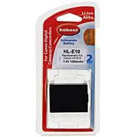Hahnel HL-E10 Canon Compatible Digital Camera Battery - LP-E10 Alternative (p/n 1000 177.7)
