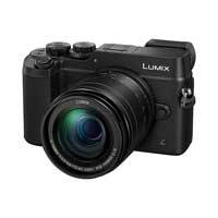 Panasonic Lumix DMC-GX8 20.3MP 4K Compact System Camera with Lumix G X VARIO 12-60mm F3.5-5.6 Asph. Power OIS Lens - Micro Four Thirds Mount (p/n DMC-GX8MEB-K)
