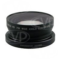 Century 0HD-75CV-HVX (HD-75CV) 0.75X Wide Angle Converter with Bayonet Mount for Panasonic HVX200 and AG-HPX171