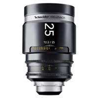 Schneider Kreuznach Cine-Xenar III T2.2 25mm Lens - Canon EF-S Mount (feet) (SKCX25EFF)