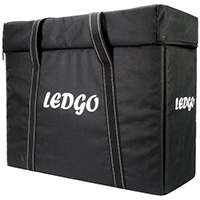 Datavision (DVS-CCLEDGO6002) Carry Case for 2 x LEDGO-600 Lights, 2x Stands and Accessories