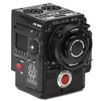 RED WEAPON Woven CF Digital Cinematography Camera with 8K HELIUM S35 CMOS Sensor - Brain Only (3-Pack OLPF) (p/n 790-0569-3PK)