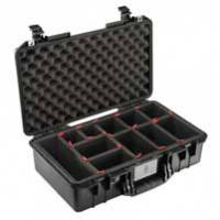 Peli Products 1525WTP Protective Air Case with TrekPak Kit Included (Internal Dimensions: L 500 x W 267 x D 96mm)