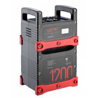 Bebob Cube 1200 (CUBE1200) Multi Voltage Lithium Ion Battery with Built in Charger - 24V/48V Outputs