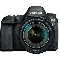 Canon EOS 6D Mark II 26.2 Megapixel Full Frame Digital SLR Camera with EF 24-105mm f/3.5-5.6 IS STM Lens (p/n 1897C026AA)