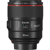 Canon 85mm f/1.4L IS USM Telephoto Lens - EF Mount