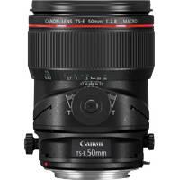 Canon TS-E 50mm f/2.8L Tilt and Shift Macro Lens - Canon EF