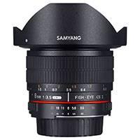 Samyang 8mm f3.5 Fisheye Lens - Sony E (7622)