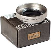 Metabones Contax G to Micro Four Thirds Lens Adapter in Gold (p/n MB_CG-m43-GD2)