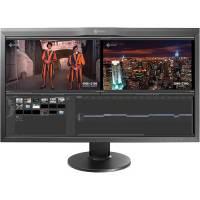 Eizo 31.1 Inch ColourEdge 4K DCI Self Calibrating Widescreen LED Backlit IPS LCD Monitor including Hood (CG318-4K-BK)