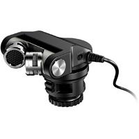 Tascam TM-2X (TM2X) High Quality Cardioid Condenser Microphone for digital cameras