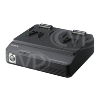 Sony BC-L90 (BCL90) High Speed Battery Charger for BP-FL75 Batteries - Also compatible with other Sony V-Mount batteries