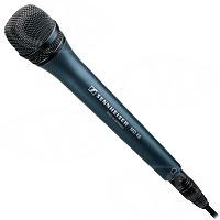 Sennheiser MD-46 (MD46) Robust, Handheld Cardioid Reporter Microphone