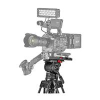 Sachtler (S2046-0001) FSB 10 T 100mm Fluid Head - Supporting up to 12kg - Touch & Go