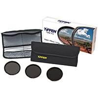 Tiffen 46NDK3 46mm Digital Neutral Density Filter Kit (ND 0.6, 0.9, 1.2) (46-NDK3)