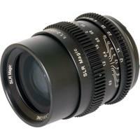 SLR Magic 35mm F/1.2 Cine Lens - Sony E-Mount (SLR-3512FE)