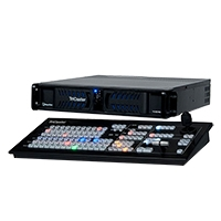 NewTek TriCaster 460 Advanced Vision Mixer with Control Surface (TC460MS)