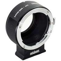 Metabones Nikon F to Micro Four Thirds Lens Adapter II in Black Matt (p/n MB_NF-m43-BM2)