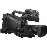 Sony HXC-FB75KC (HXCFB75KC) 2/3-inch Exmor CMOS Sensors SD/HD Studio Camera with Viewfinder, Monoral Microphone and 20x Zoom Lens