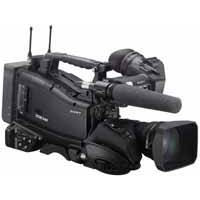 Sony PXW-X500 (PXWX500) XDCAM Shoulder Mount Camcorder with Three 2/3-inch HyperHAD FX Full HD CCD Sensors and Multi-Format Recording