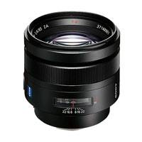 Sony 85mm f1.4 ZA Planar T* Lens by Carl Zeiss - A Mount (p/n SAL-85F14Z)