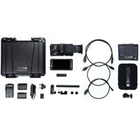 Small HD EVF-501-KIT1 (EVF501KIT1) 501 HDMI Field Monitor and Sidefinder Production Kit