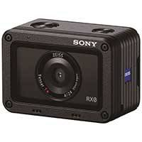 Sony DSC-RX0 (DSCRX0DI.YG) Ultra Compact Robust Waterproof Action Camera