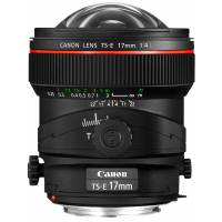 Canon TS-E 17mm f/4L Tilt and Shift L Series Ultra Wide Angle Lens (p/n 3553B005AA)