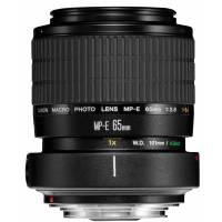 Canon MP-E65 F2.8 1-5x Macro Lens (p/n 2540A011AA)