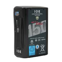 IDX Endura DUO-C150 (DUOC150) 14.4V/143Wh V-Mount Lithium Ion Battery with 2 x D Tap and USB Output