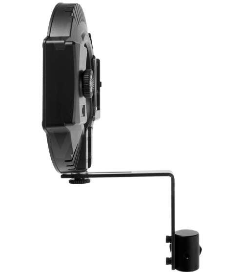 buy f v r 300 5600k daylight balanced led ring light with light stand mount p n 11815001. Black Bedroom Furniture Sets. Home Design Ideas