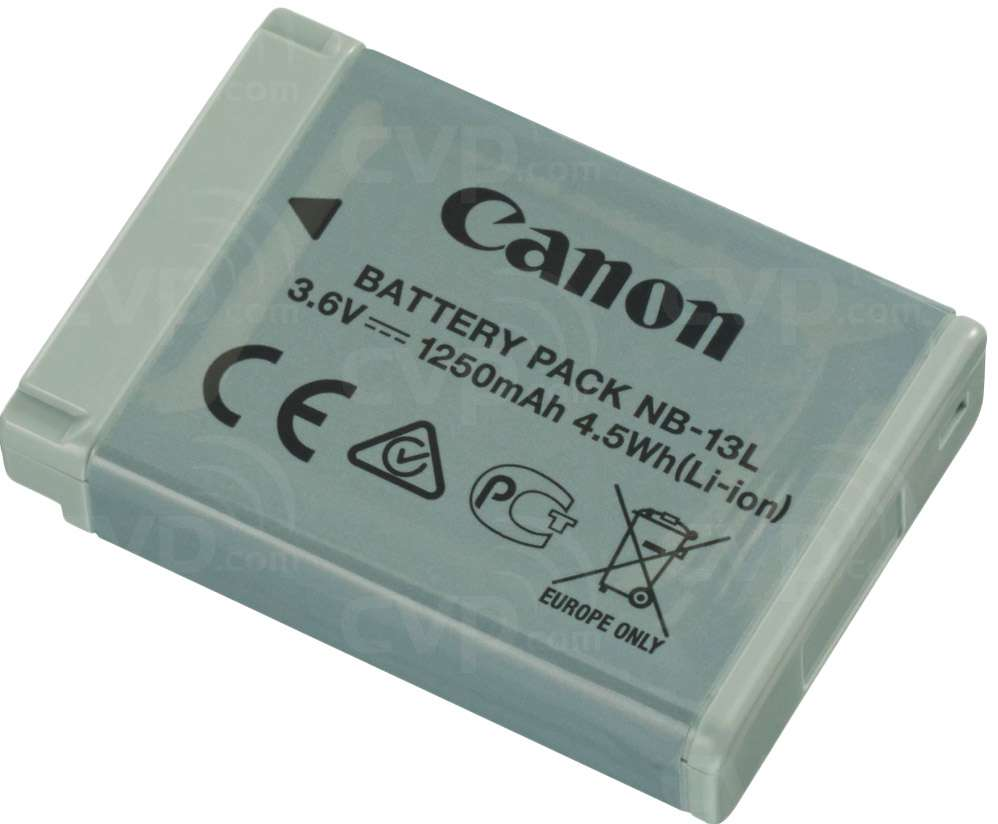 Buy Canon NB13L NB13L LithiumIon Battery Pack for the