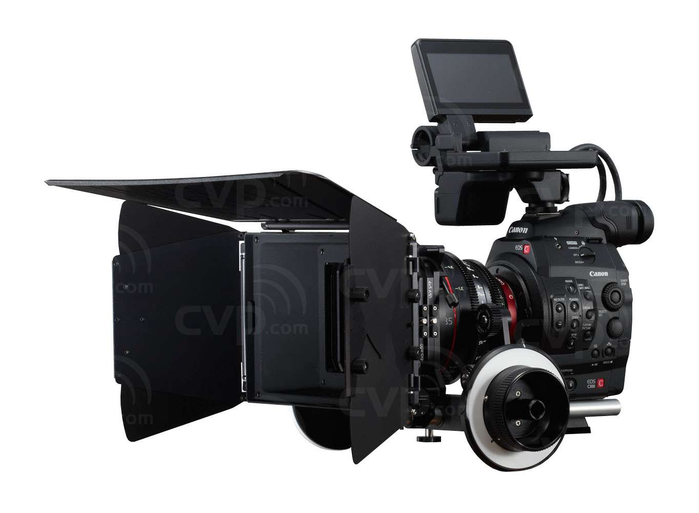 Canon Cinema EOS C300 (fisheye not supplied)