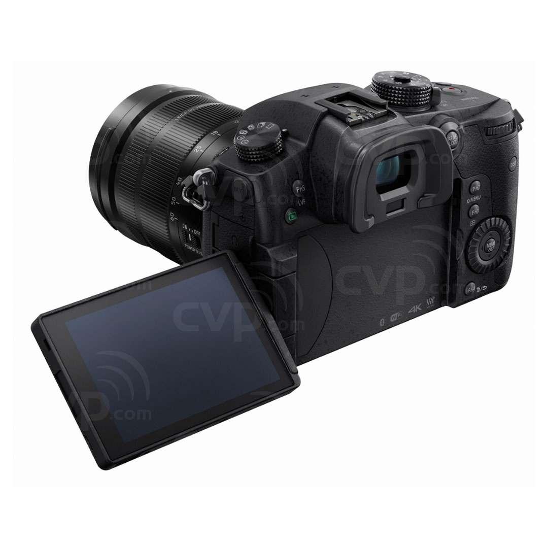 Panasonic Lumix DC-GH5 20.3MP Digital Single Mirrorless Compact System Camera