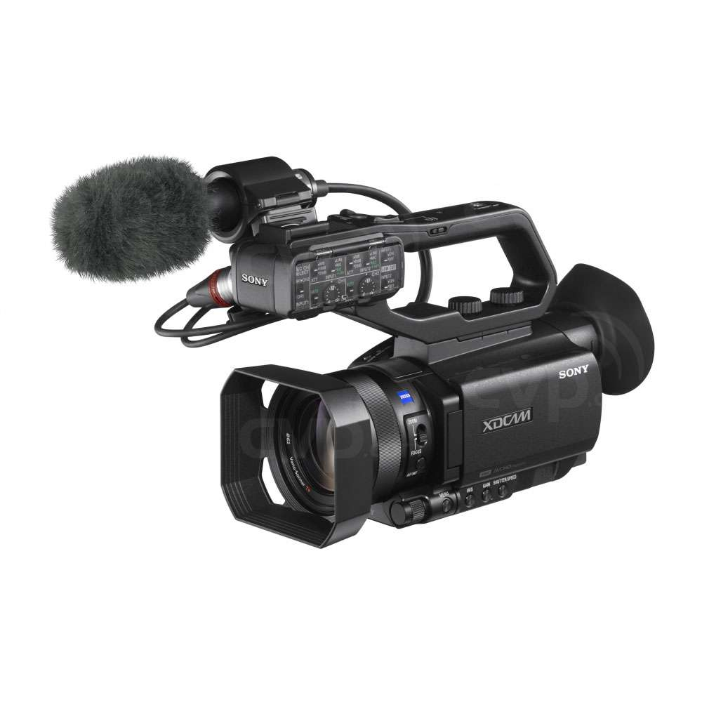 Sony PXW-X70/4K (PXW-X704K) HD Professional 1.0 type Exmor R CMOS