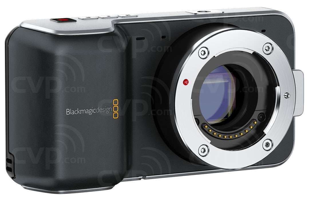 Blackmagic Design Pocket Cinema Camera mFT (Micro Four Thirds) Mount