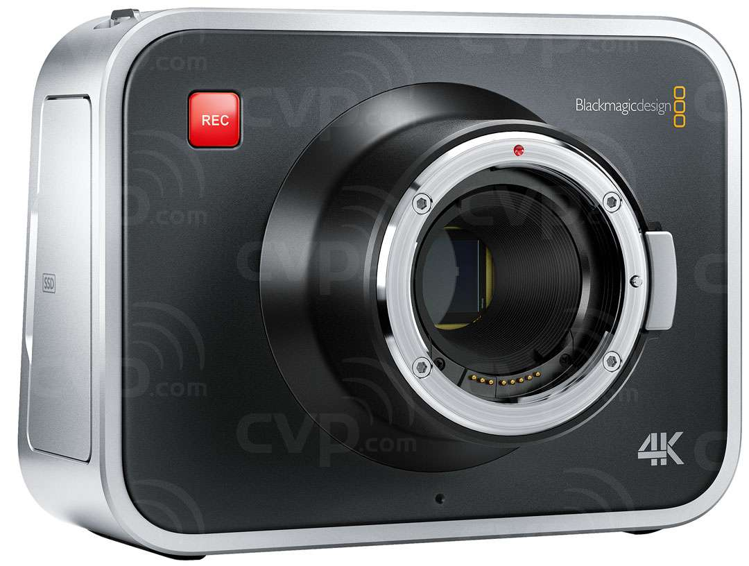 Buy - Blackmagic Design Production Camera 4K Super 35mm Cinema EF ...