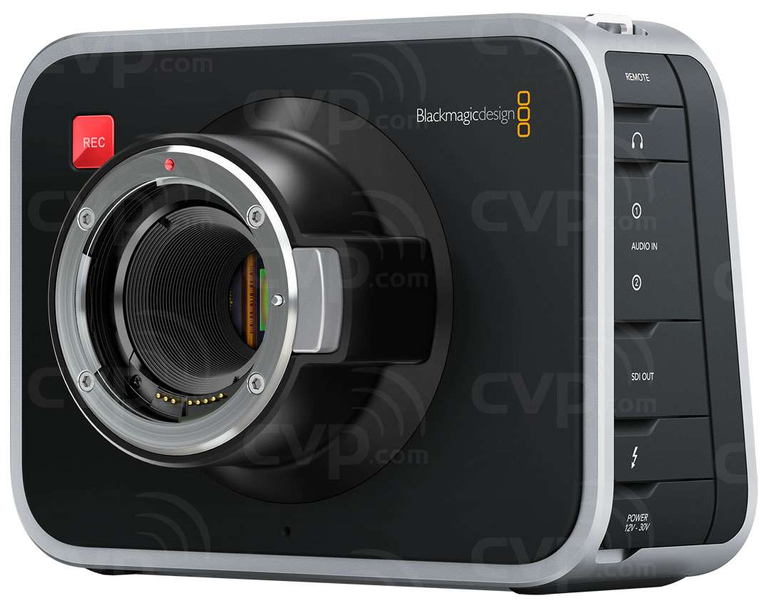 Buy - Blackmagic Design 2.5K Cinema Camera EF Mount - Body Only ...