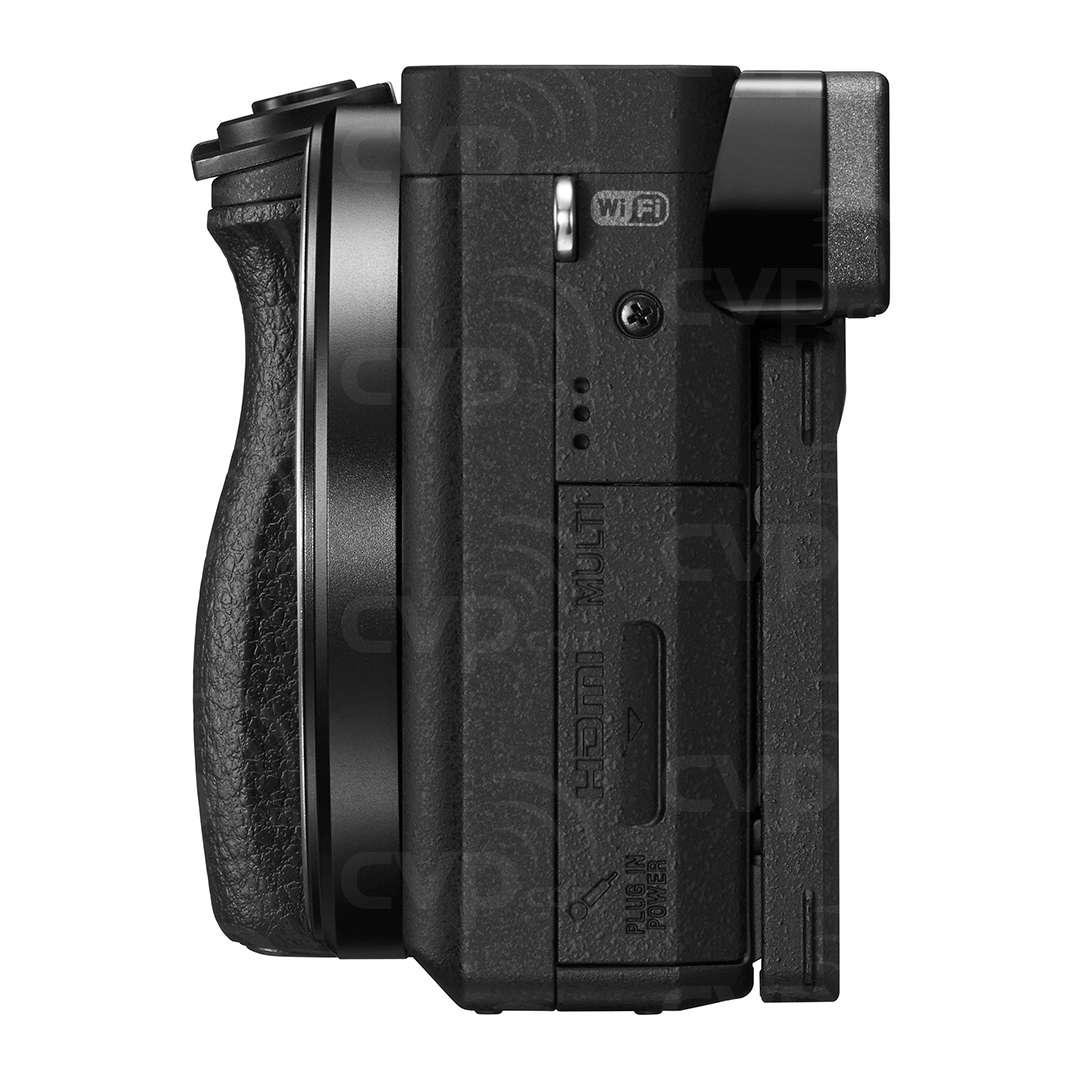 Sony Alpha a6300 24MP Digital Camera with 4K Movie Recording