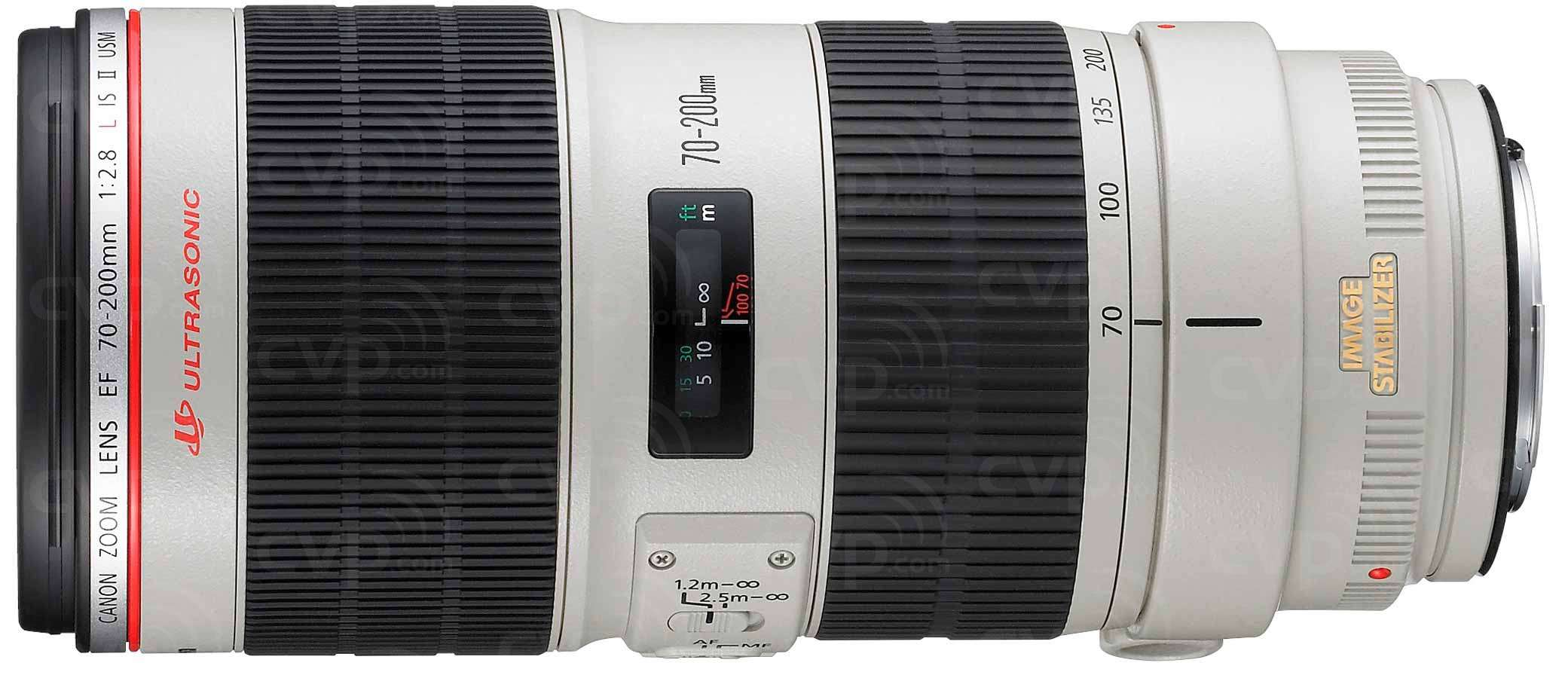 Canon 2751B005AA Canon EF 70-200 2.8L IS II USM EOS