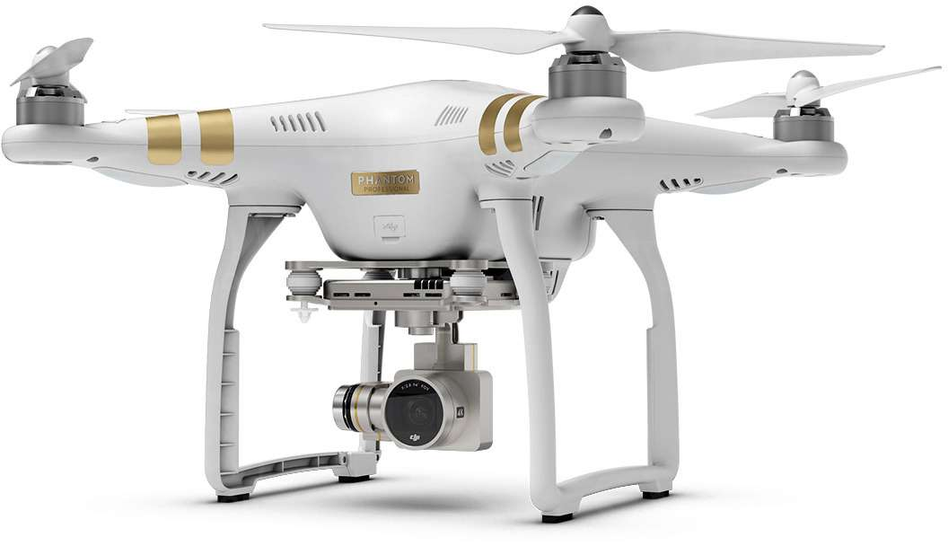 The DJI Phantom 3 Professional Review