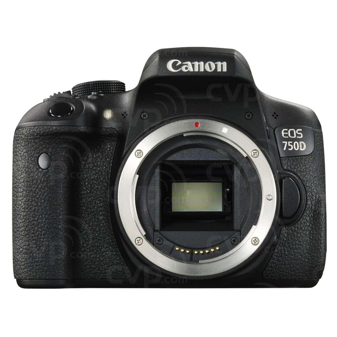 Canon EOS 750D 24.2 Megapixel APS-C Digital SLR Camera Body