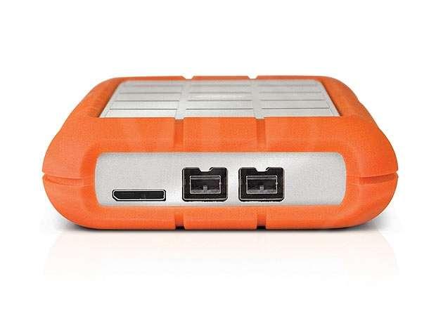 Buy   LaCie Rugged Triple Hard Disk   USB 3.0 | USB 2.0 | FireWire 800    2TB (5400rpm)