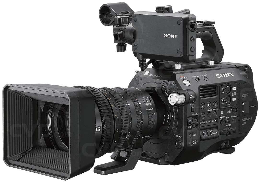 Sony PXW-FS7M2K (PXWFS7M2K) FS7 II 4K Super 35mm CMOS Sensor